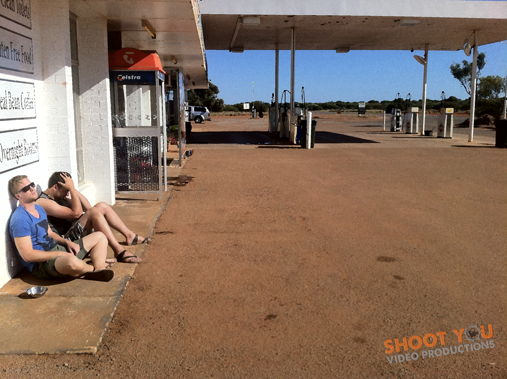 Conclusion to our Outback Adventure 'Shoot'